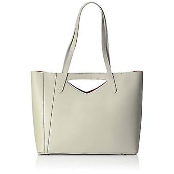 Chicca Bags 8610 Women's Beige shoulder bag 40x38x14 cm (W x H x L)