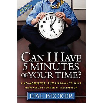 Can I Have 5 Minutes of Your Time? - A No-Nonsense - Fun Approach to S