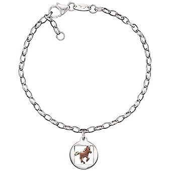 Herzengel FINENECKLACEBRACELETANKLET - Wrist Jewel - Silver Rodio - 16