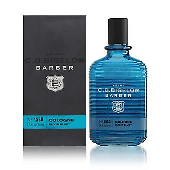 C.O. Bigelow Barber Elixir Blue No 1580 Cologne (2.5 oz / 75 ml)