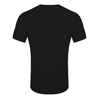Grindstore Hombres Círculo Juego Camiseta
