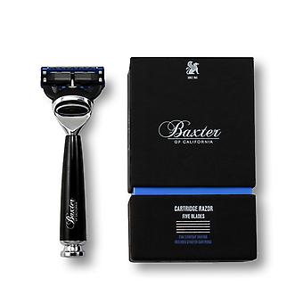 Baxter van California 5-Blade cartridge Razor