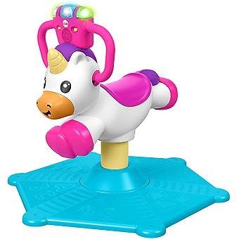 Fisher-Price rimbalzo e girare unicorno