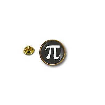 Pins Pin Badge Pin's Metal Broche Pince Papillon Drapeau Pi Symbole Maths