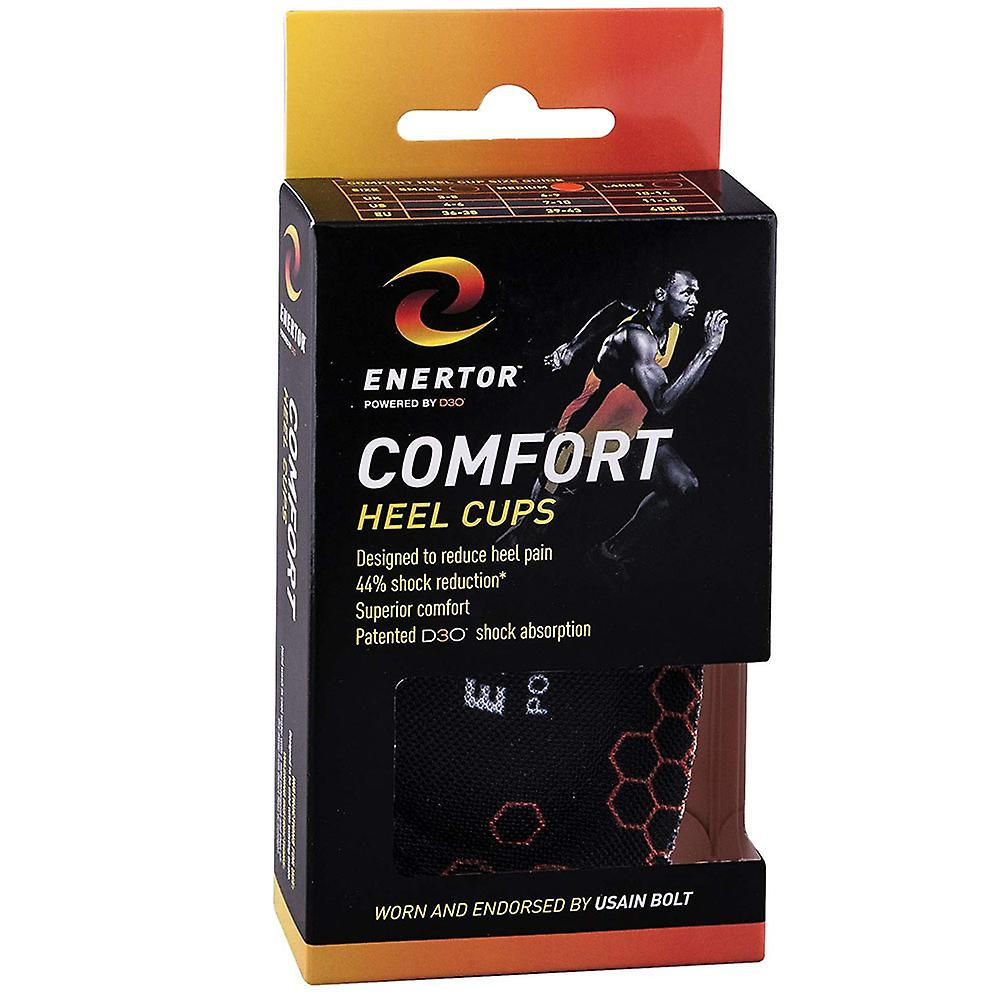 Enertor Comfort Cushioned Sports Running Heel Cup Insole