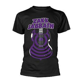 Zakk Wylde Guitar T-Shirt