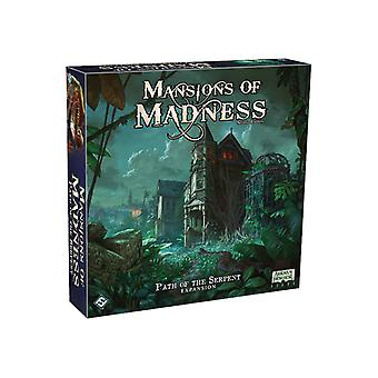 FFG - Mansions of Madness: Path of the Serpent - Expansion