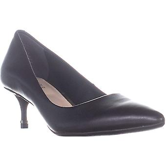 Kenneth Cole Womens Morgan Cuir Pointed Toe Classic Pompes