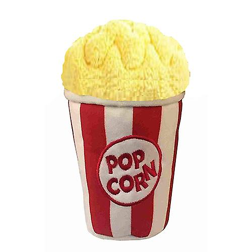 "Petlou Plush 8"" Popcorn Dog Toy"