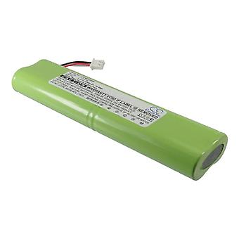 Battery for Narva 71392 71392LI 71320 See Ezy LED inspection light 4.8V Ni-MH