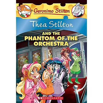 Thea Stilton 29 Thea Stilton ja orkesterin Phantom, Thea Stilton