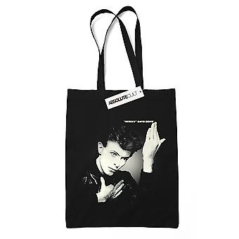 David Bowie Heroes albumi Cover Tote laukku