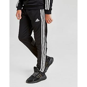 Nuovo adidas Boys' Match Track Pantaloni Nero