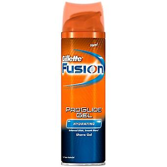 Gillette Fusion Proglide Moisturizing Shaving Gel 200 ml