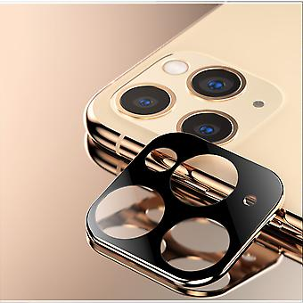 ATB Design Titanium + Tempered Glass Camera Lens Protector iPhone 11 Pro - 11 Pro Max Gold