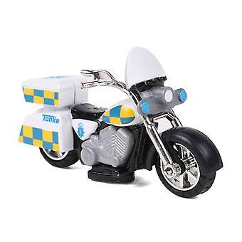 Tonka painevaletusta First responders poliisi moottori pyörä