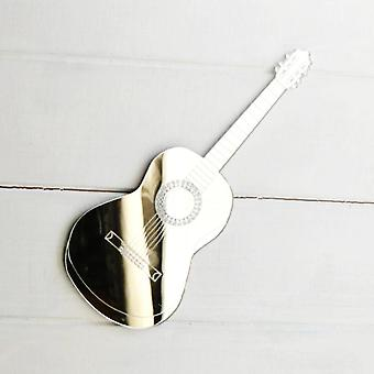 Flamenco Spanish Guitar Acrylic Mirror