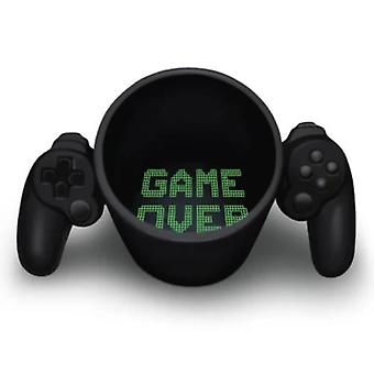 Bigmouth game over controller mug
