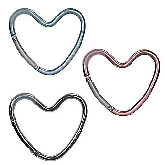 The Original Dooky Pushchair Heart Hook/Shopping Bag Holder