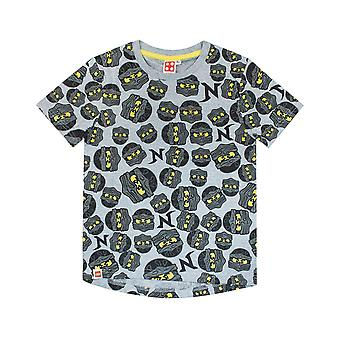 Lego Ninjago Boys T-shirt All Over Print Kids Top