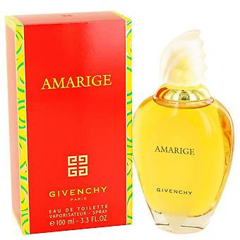 AMARIGE de Givenchy Eau De Toilette Spray 3,4 oz/100 ml (mulheres)