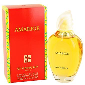 AMARIGE av Givenchy Eau De Toilette Spray 3,4 oz/100 ml (kvinner)