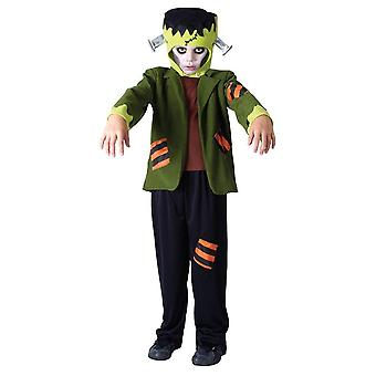 Bristol Novelty Childrens/Kids Halloween Bolt Head Monster Costume