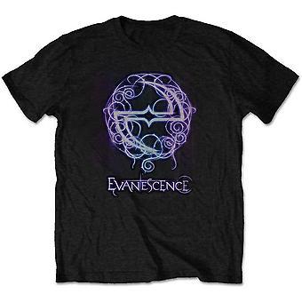 Evanescence wollen offizielle T-Shirt T-Shirt Herren Unisex