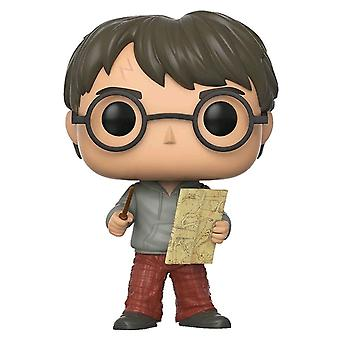 Harry Potter Harry with Marauders Map Pop! Vinyl