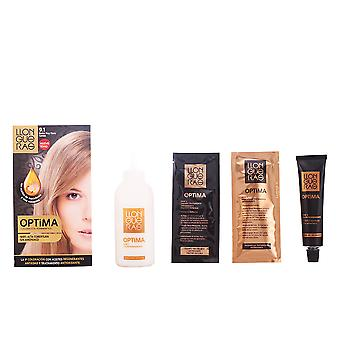 Llongueras Optima cheveux couleur #9.1-très léger Blond Cendre unisexe