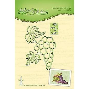 LeCrea - Lea'bilitie Bunch of grapes Cut and Embossing Die 45.2298