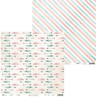 Piatek13 - Paper Cute & Co. 02 P13-220 12x12
