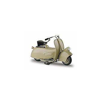 Maisto Scooter 1:18 Vespa MP5 Paperino (1945) Verde/Marrom
