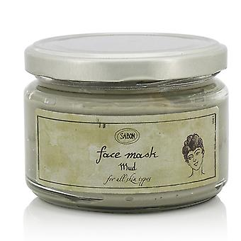 Sabon Faccia Maschera Fango - Per tutti i tipi di pelle 987967 200ml/7oz