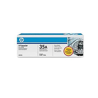 Hp 35A Black Toner 1500 Page Yield