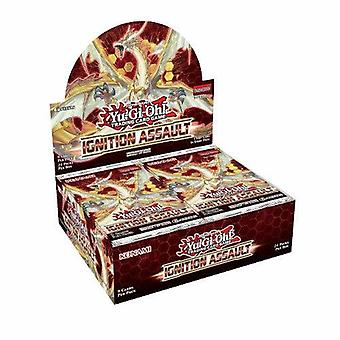 Yu-gi-oh! Ignition Assault Booster Box (24 Packs)