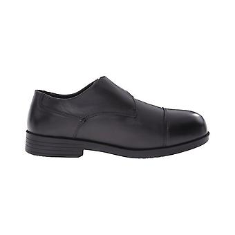 Drew Shoe Mens Canton Leather Buckle Dress Oxfords