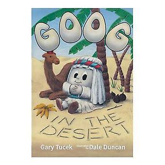 Goog in the Desert by Tucek & Gary Martin