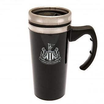 Newcastle United Aluminium Travel Mug