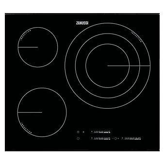 Piastra calda di induzione di zanussi s'IT6375CB 60 cm nero