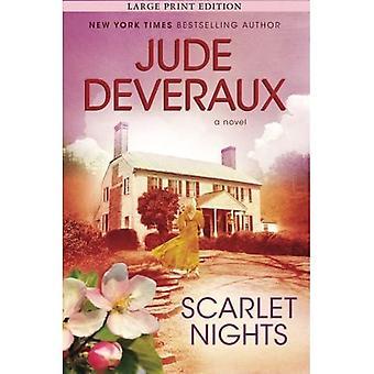 Scarlet Nights: A Novel (Edilean)