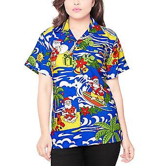 Club cubana women's regular fit classic short sleeve casual blouse shirt ccwx16