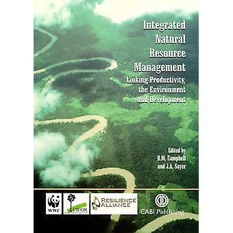 Geïntegreerd beheer van natuurlijke hulpbronnen - het koppelen van productiviteit - de En