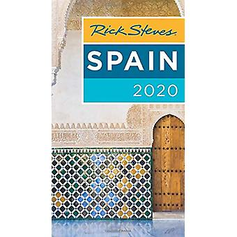 Rick Steves Spain 2020 by Rick Steves - 9781641711807 Book