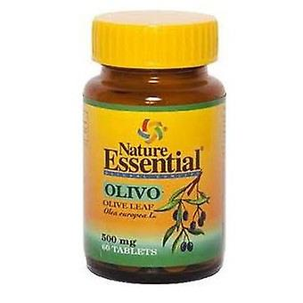 Nature Essential Olivo 500 Mg. 60 Tablets