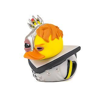 Crash Bandicoot Dr. N. Gin TUBBZ Collectible Duck
