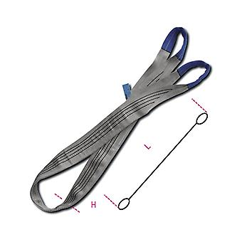Beta 081570100 8157 4000-MT10 Web Slings Grey 4t Hi-Ten Belt 4000kg 10 Metre