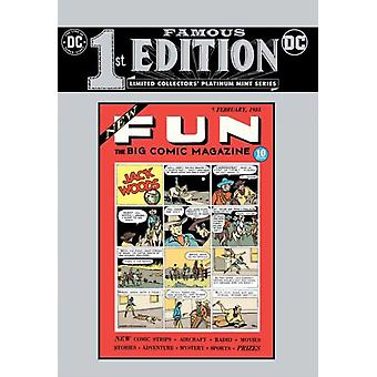 Famous First Edition New Fun 1 C63 by DC Comics