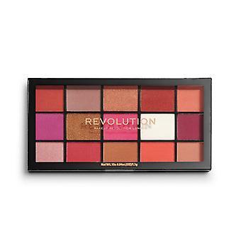 Make-up revolutie herladen Palet - Red Alert