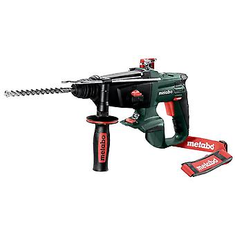 Metabo KHA 18 LTX 3-functie SDS Hammer Drill Body Only & MetaLoc Case